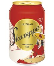 Laitilan Skumppa 0,33L Sparkling Red 4,7% siideri