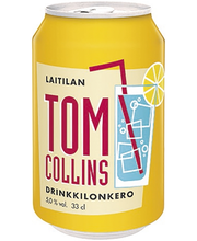 Tom Collins 0,33L 5,0%...