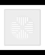Vieser neliökansi, valkoinen 200x200