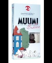 Dammenberg 80g muumi maitosuklaa kuviot