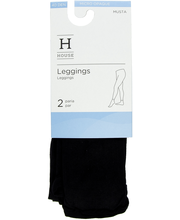 N.leggings Le40x2hb 2-P,