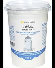 Maustamaton jogurtti 500g