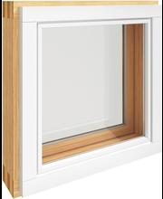 Ikkuna msea 6x6 valk/skti