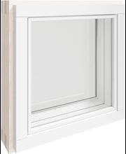 Ikkuna msea 6x6 valkoinen