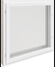 Ikkuna msea 9x9 valk.