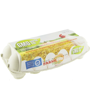 Farmimuna 580g M10 Virike GMO-vapaa kananmuna