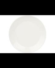 Kultakeramiikka Café 1902 lautanen 18 cm, valkoinen