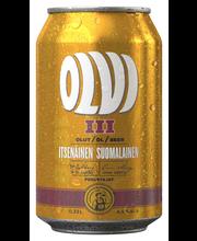 OLVI 0,33 L tölkki III 4,5 % olut