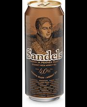 Sandels 0,5L Tumma -olut 4,0% tlk