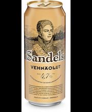 Sandels 0,5L Vehnäolut 4,7% tölkki