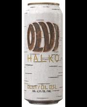 OLVI 0,5L tlk Halko 4,5% olut