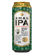 OLVI 0,5 l tlk Xmas IPA olut 4,7 %