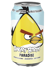 Angry Birds Paradise virvoitusjuoma 0,33L tlk
