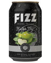 Fizz 0,33 l tlk Extra Dry Cider 4,7%