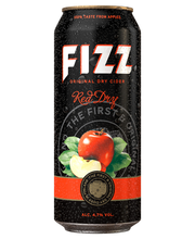 Fizz Red Dry Apple siideri 4,7% 0,5 l tlk