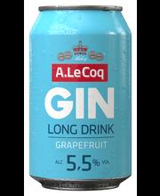 A.LeCoq 0,33tlk Grapef...