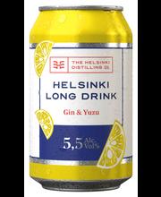 Helsinki Long Drink Gin&Yuzu 5,5% 0,33 l tlk
