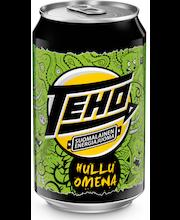 TEHO 0,33L tölkki Hullu Omena Energiajuoma