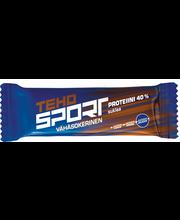 TEHO Sport proteiinipatukka suklaa 50g