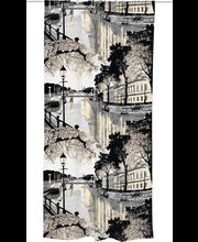 Vallila verho Aurajoki 140x250cm beige