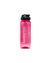 David cooler juomapullo 0,7L pinkki
