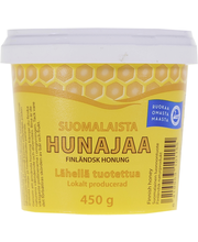 Hunajaa 450 g Suomalai...
