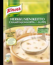 Knorr 73g Herkkusienikeitto keittoainekset
