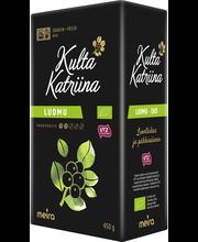 Kulta Katriina 450g Luomu suodatinjauhatus kahvi