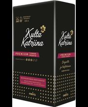 Kulta Katriina 425g premium tumma paahto suodatinjauhatus kahvi