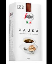 Segafredo Pausa 500g suodatinjauhatus kahvi