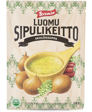 Luomusipulikeitto 64g