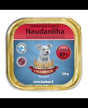 Hau-Hau Champion 150g liha annosateria