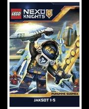 Dvd Lego Nexo Knights 1