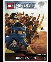 Dvd lego ninjago 13