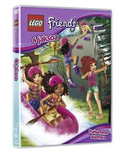 Dvd Lego Friends The Pow