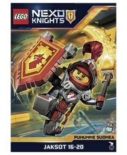 Dvd lego nexo knights 2