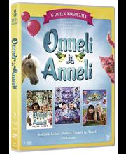 Dvd Onneli Ja Anneli Box