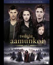 Dvd twilight aamunkoi 2