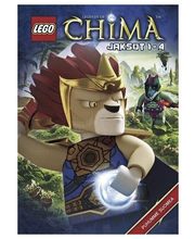 Lego: Legends of Chima - Jaksot 1-4