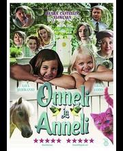 DVD Onneli  ja Anneli