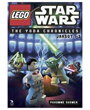 Lego Star Wars: The Yoda Chronicles 1-3