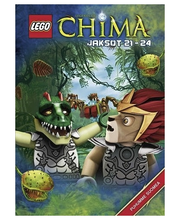 Legends of Chima 6 - Jaksot 21-24