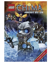 Dvd Lego Legends Of Chima