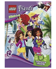 DVD Lego Friends 2