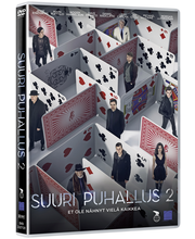 DVD SUURI PUHALLUS 2 -...