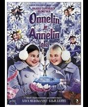 Dvd Onneli Anneli- Talvi