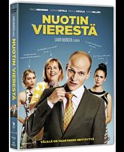 DVD NUOTIN VIERESTÄ - ...