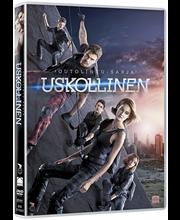 DVD OUTOLINTU-SARJA- U...