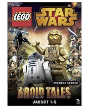 Dvd Lego Star Wars