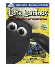 Dvd Late Lammas 4 Tulite